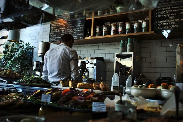 つくば市のあるレストラン起業者