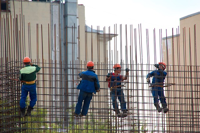財務改善する建設業者