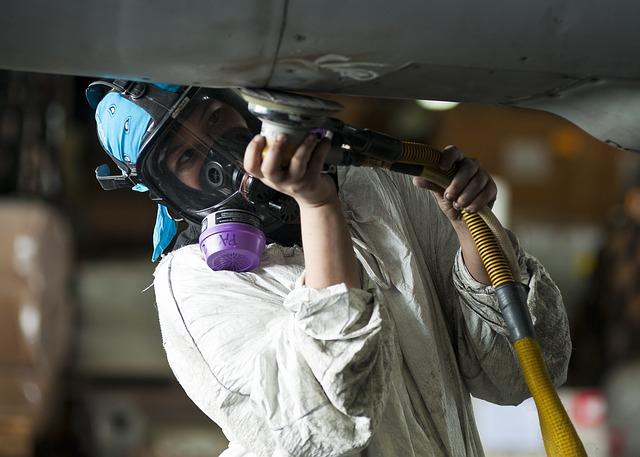 建設業の現場で働く女性